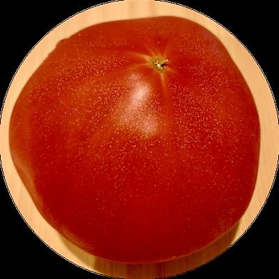 丸いトマト